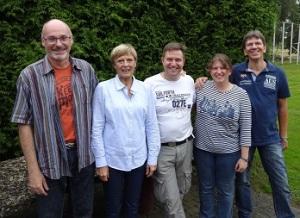 Das GFT-Team bestehend aus Vorstand und Aufsichtsrat